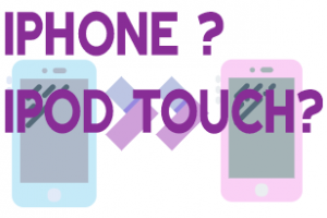 iPhone? iPod Touch?