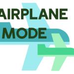 機内モード